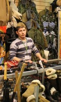 Выставка Охота и Рыболовство на Руси - февраль 2013 года
