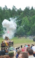 3-ий Фестиваль военной техники «МОТОРЫ ВОЙНЫ»